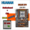 HUANAN Golden Deluxe Version X79 Gaming Motherboard For Intel LGA 2011 ATX Combos E5 1620 V2