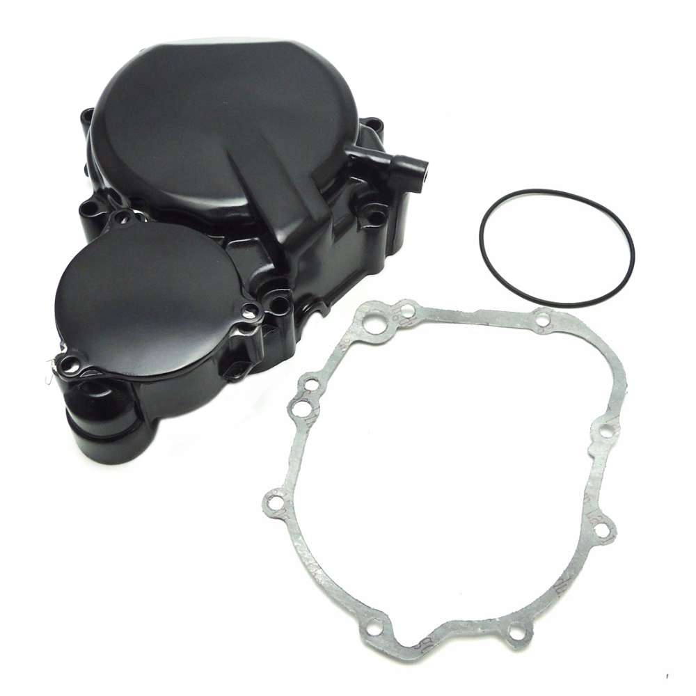 Para Suzuki Gsxr 600 750 Do Estator Do Motor Crank Case Capa GSXR600 GSXR750 2006 2007 2008 2009 2010 2011 2012 2013 2014 2015 2016 K6