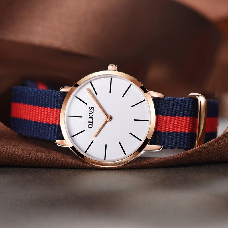 Нові OLEVS Годинники Жіночі Кращі Марка - Жіночі годинники