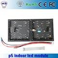 Smd дисплей RGB полноцветный PH5 / P5 32 * 16 см из светодиодов рекламный щит экран движется цифровой вывеска панель