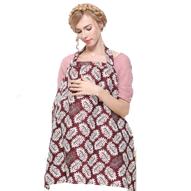 Cubierta De Enfermería privacidad Bebé Poncho Para La Lactancia Alimentación Delantal Nueva Madre Ubre Cubiertas de Alimentación de Enfermería Bebé Manta tyh20752