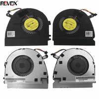 Nuevo ventilador de refrigeración para DELL VOSTRO 5460 V5460 V5470 5470 14z-3526 14-5439 ventiladores izquierdo + derecho PN: DFS501105PR0T DFS531005PL0T