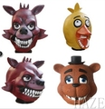 FNAF Five Nights at Freddy's Halloween Masquerade Cosplay Party Wacky Masks