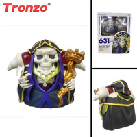 Tronzo Nendoroid Figure 10cm Overlord Figrue PVC Ainz Ooal Gown Figure Toys Nendoroid 642# Collectible Model Gift For Friend