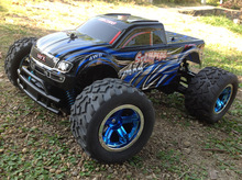 New 9115 RC High Speed Monster Truck 2.4GHz