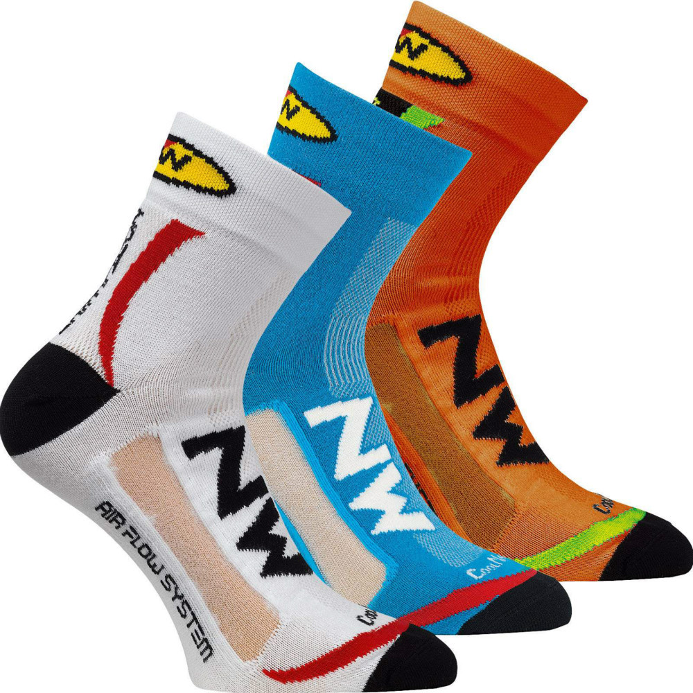 New Unisex Coolmax Cycling Socks Breathable Basketball Running Football Socks