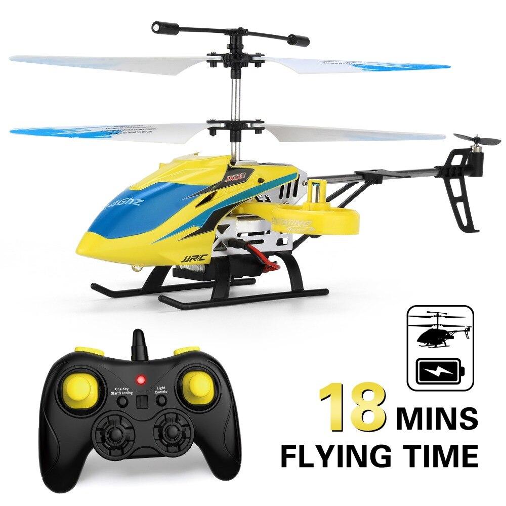 3 Batteries RC hélicoptère résistant aux chocs 2.4 GHz 4CH télécommande côté hélice Altitude tenir Mini RC Drone jouets pour garçon enfants