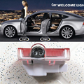 Car Door light Ghost Shadow LED Welcome Light Laser Projector for Mercedes Benz E B C ML Class w212 w166 w176