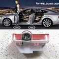 Puerta del coche luz de la Sombra Del Fantasma Del LED Bienvenido Proyector Láser de Luz para Mercedes Benz E B C ML Clase w212 w166 w176