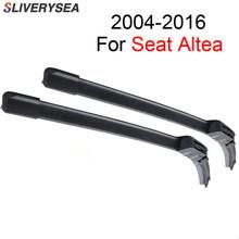 SLIVERYSEA Windscreen Wiper For Seat Altea 2004-2016 26''+26'' Wipers Blade Accessories Auto Windshield Prices,CPK
