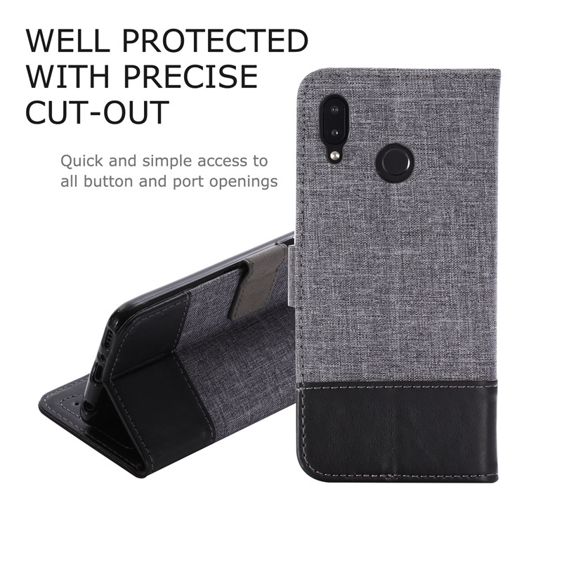 Flip Cover For Honor Protection Smart Phone Case Card Pocket Cell Phone Accessories