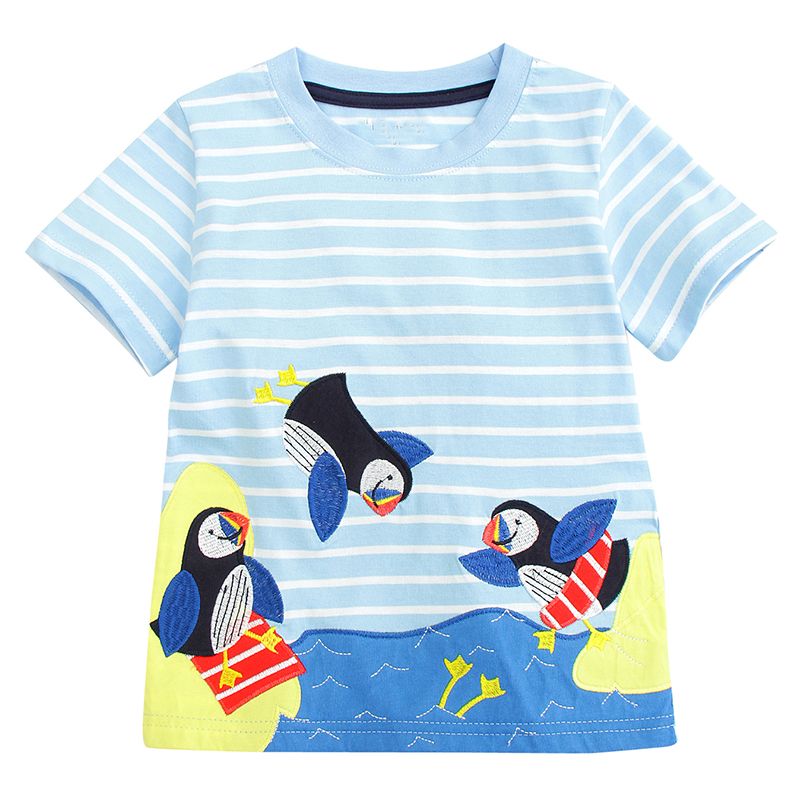 3e1a4ca90 Children T shirt for Boy Clothing 2019 Baby Boy Clothes Summer Tops ...
