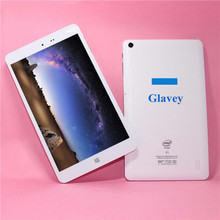 Glavey 8 pulgadas ALMOHADILLA de Windows Windows 8.1 Intel Atom Z3736F Quad core 32 GB ROM 2 GB RAM WiFi Blutooth Delgado Más ventanas PAD