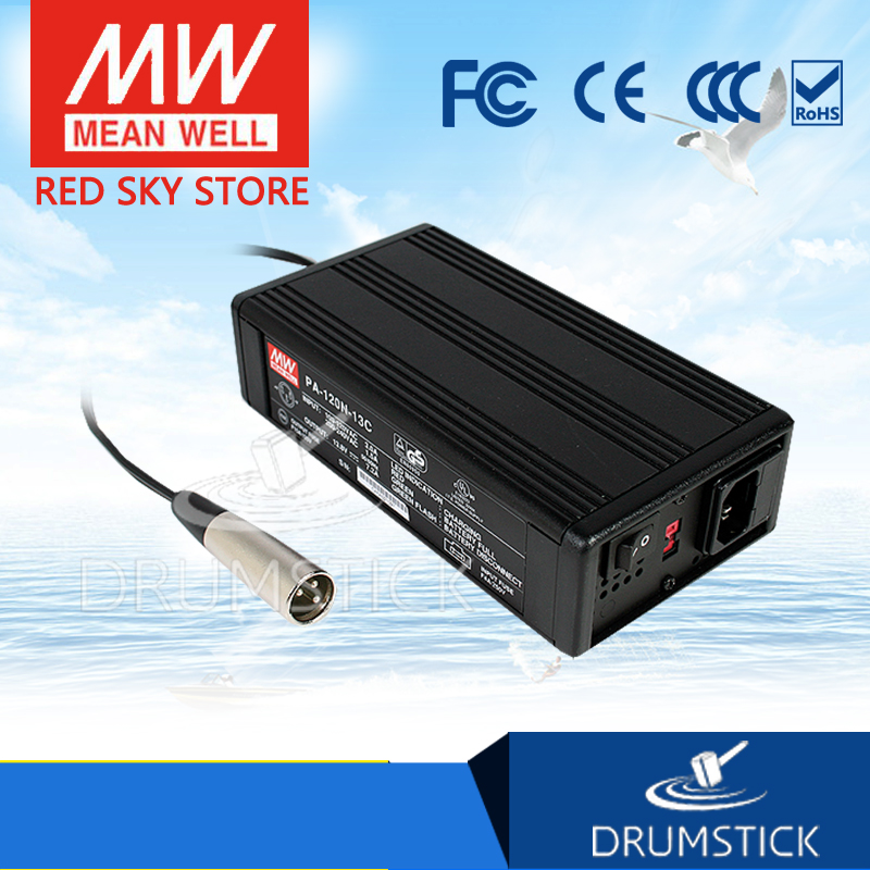 hot-selling MEAN WELL PB-120N-27C 27.6V 4.3A meanwell PB-120N 27.6V 118.68W Power Supply or Battery Charger mean well original pb 120n 54p 55 2v 2 2a meanwell pb 120n 55 2v 121 44w power supply or battery charger