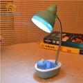 2016 Современный Стиль Коробки Специальный Ночник Супер Экономии Энергии LED Light Reading Стол Настольная Лампа для дома и Общежития