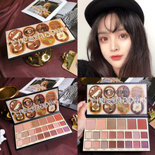 22 Color Shimmer Matte Eyeshadow Palette Glittle Pigmented EyeShadow Powder Pallete Beauty Cosmetic Makeup