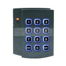 DIYSECUR Teclado Controlador de Acesso RFID 125 KHz ID Card Reader Porta Kit + 10 Free ID Chave Fob 2501