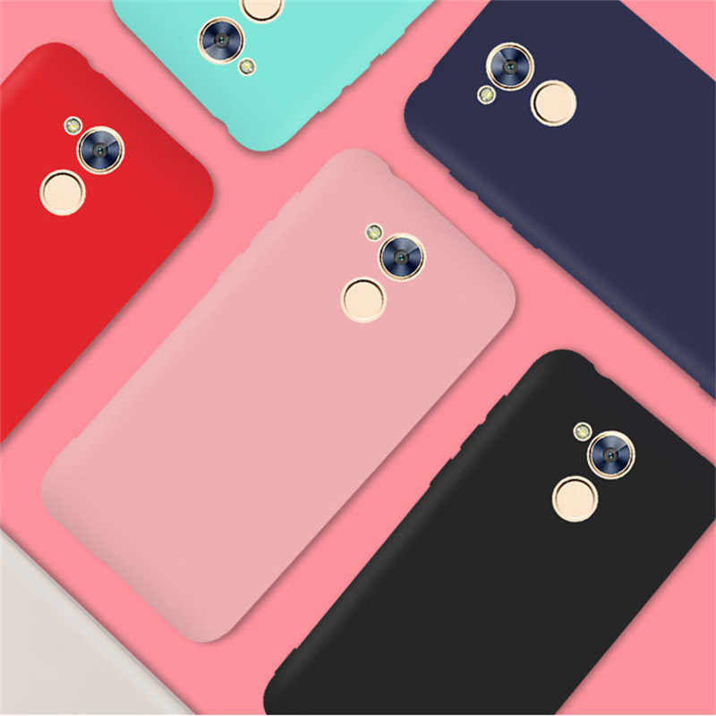 TPU Case For Huawei P20 P9 P10 P8 Lite 2017 Plus Nova 2 2S Plus Soft Cover Shell Fundas Case For Huawei Honor 9 8 10 Lite on 7X