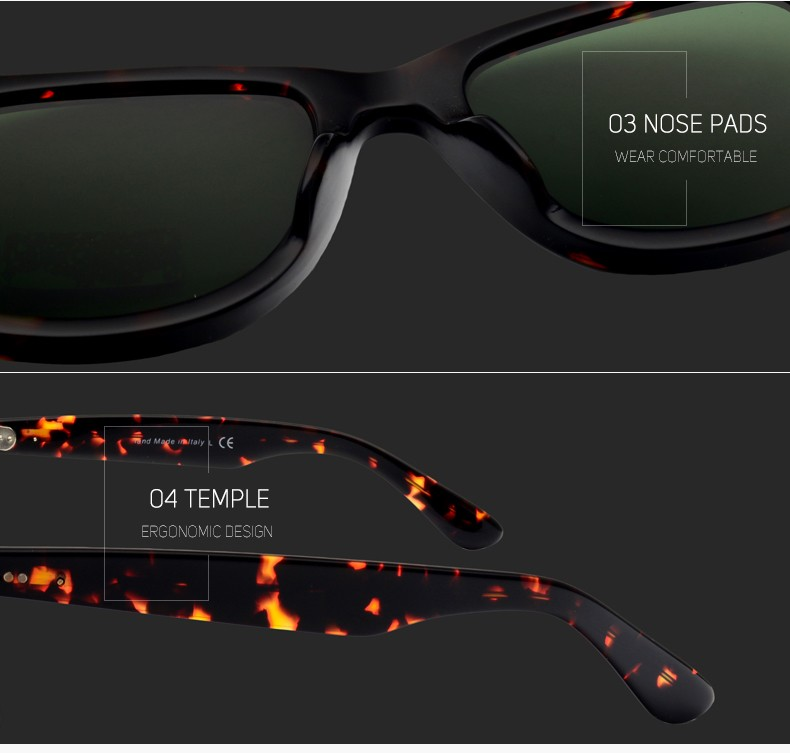 ce2aea3c874d49 GOOSUN Green Glass Lenses Luxury Sunglasses Women Brand designer ...