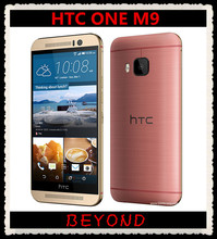 "HTC One M9 Original Unlocked GSM 4G LTE Android Octa Core RAM 3GB Mobile Phone 5.0"" WIFI GPS 20MP 32GB dropshipping"