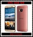 "HTC One M9 Оригинальный Разблокирована GSM 4 Г LTE Android Окта Core ОПЕРАТИВНАЯ ПАМЯТЬ 3 ГБ Мобильного Телефона 5.0 ""WIFI GPS 20MP 32 ГБ dropshipping"