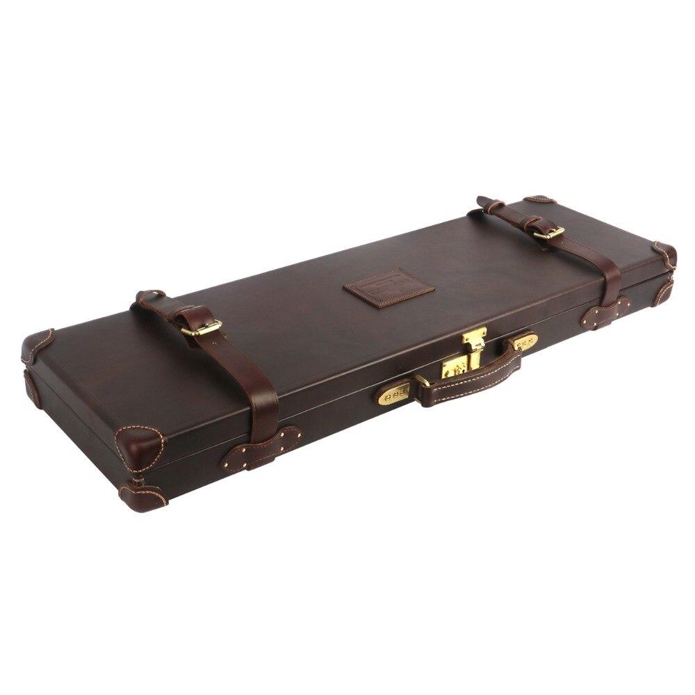 Tourbon Case Storage-Cases Shotgun Hunting-Gun Vintage Gun Rifle Universal Heavy-Duty