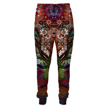 Harajuku Style 3D Trip Tree Sweatpants Pops Of Bright Colors Trippy Casual Trousers Men's Clothing Joggers Pants Plus Size 5XL