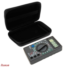 Multimeter Case Thickening EVA Box Tool Multipurpose Instrument Storage Bag