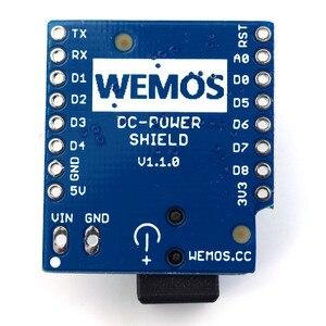 Image 2 - DC Power Shield V1.1.0 for LOLIN (WEMOS) D1 mini
