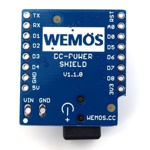 Image 2 - DC 電源シールド V1.1.0 ため LOLIN (WEMOS) D1 ミニ