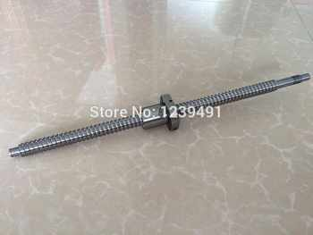 SFU2005 300 350 400 450 500 550 600 650 700 800 900 1000mm ballscrew + BK/BF15 + Nut housing + 8*12 Coupler CNC parts