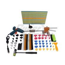 Súper PDR (Eliminación de Abolladuras sin pintura) herramientas de Marca de la Tienda Nueva PDR Herramientas Pistola de Pegamento para La Venta de Kit de Placa de Línea de Coche Auto Body Shop