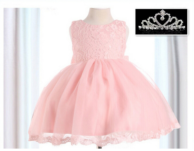 b20022550897 High Quality Baby Girl Christening Gowns Princess tutu Dress Newborn ...