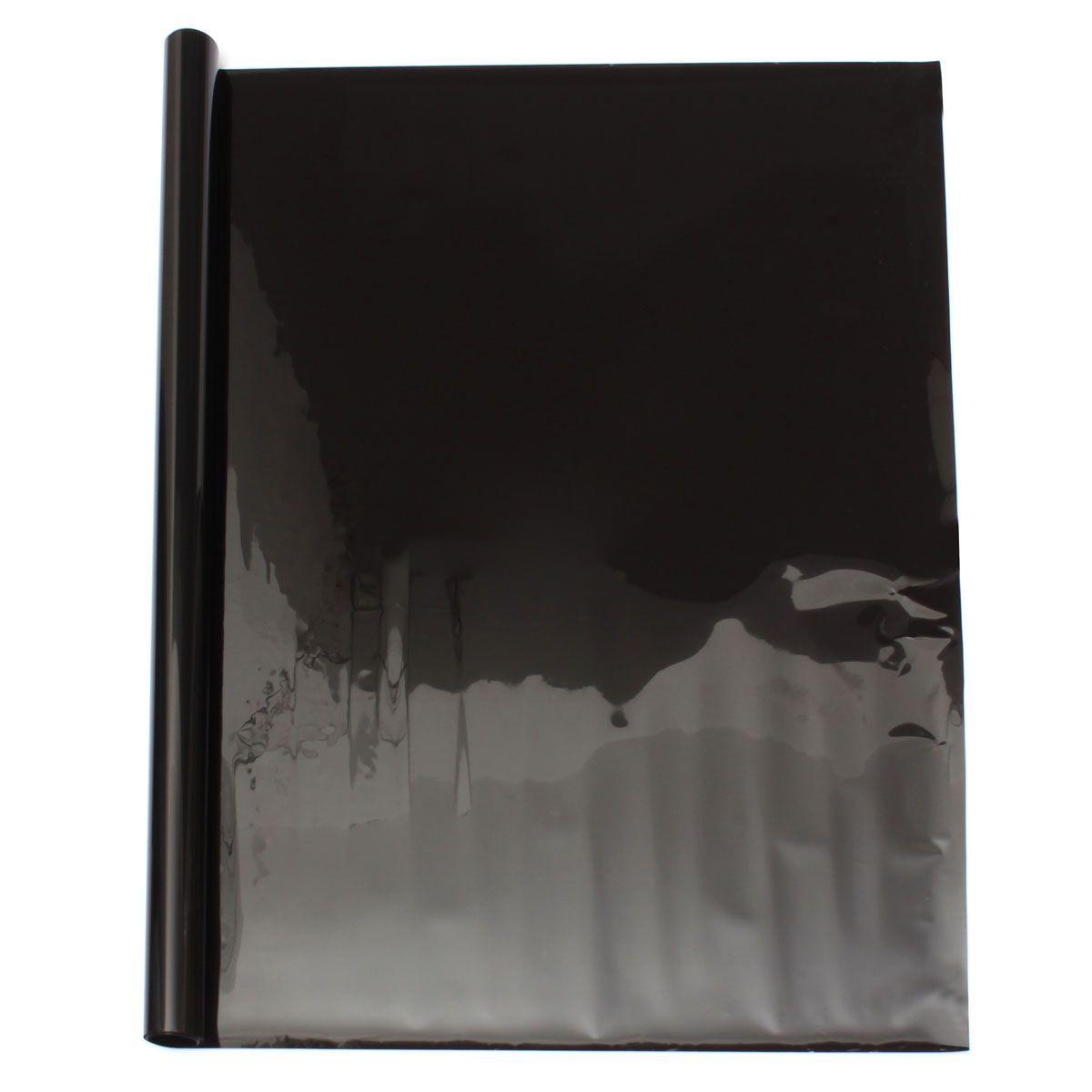 Car Auto Home Window Glass Tint Film Tinting VLT ULTRA LIMO Black 3mx50cm -5%
