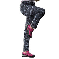 High Quality Men Elastic Outdoor Trousers Spring Autumn Camouflage Sports Pants Climbing Camping Trip Trousers