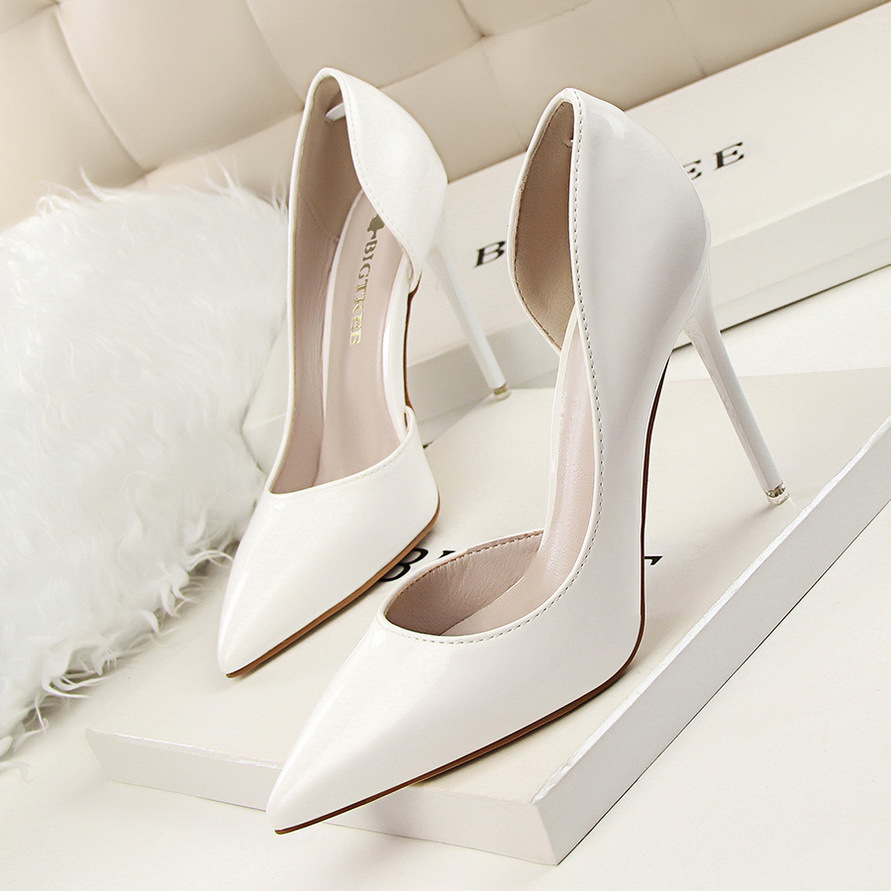 Woman red high heels 11cm shoes high heels shoes wedding shoes black naked high heels ...