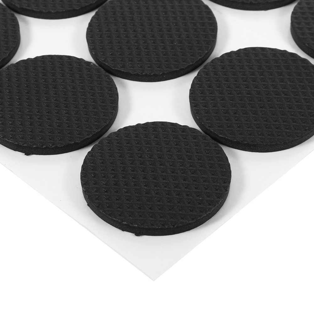Detail Feedback Questions About 12pcs 4 4cm Black Self Adhesive