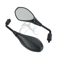 New Pair Of Rear View Mirrors For DUCATI M620 M695 M696 M800 M900 MONSTER 1100 For BMW F800GS F650GS F800R 2008-2011