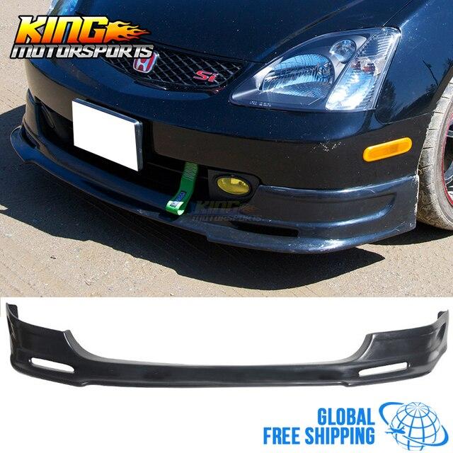 Para 03 05 Honda Civic Si Hatchback 3DR EP3 Front Bumper Lip Spoiler  Uretano Global