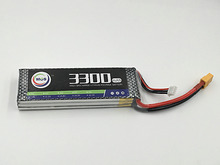MOS 2S lipo battery 7.4v 3300mAh 35C For rc helicopter rc car rc boat quadcopter Li-Polymer battey