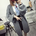 Maternity Winter New Sweaters Loose Large-Size Long Cardigan Sweater Coatclothes For Pregnant Women