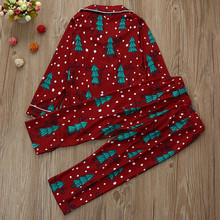 Festive Cute Pajamas for Boys