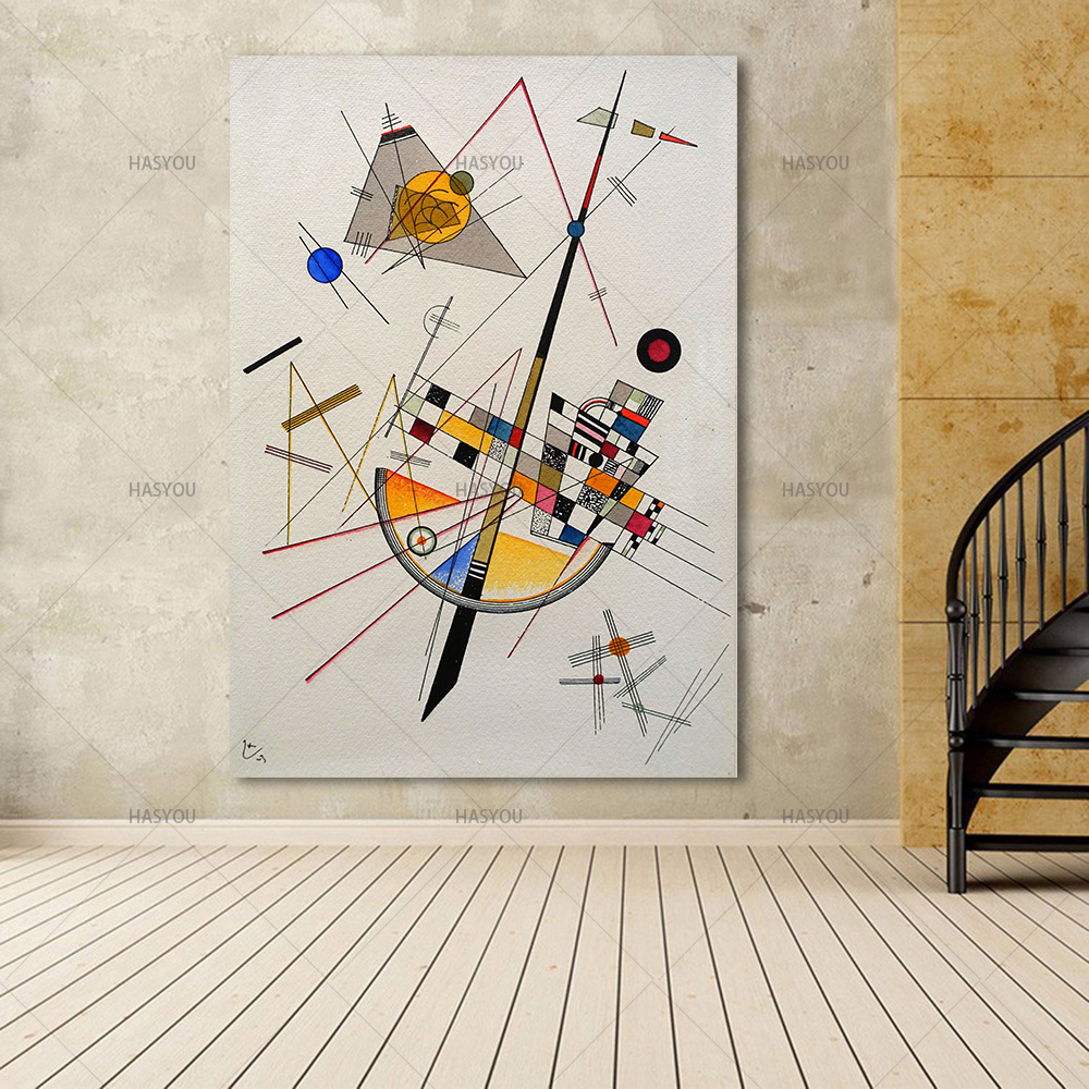 Handmade Abstract Oil Painting On Canvas Cheap Modern Design Art Painting Canvas Wall Art For Living