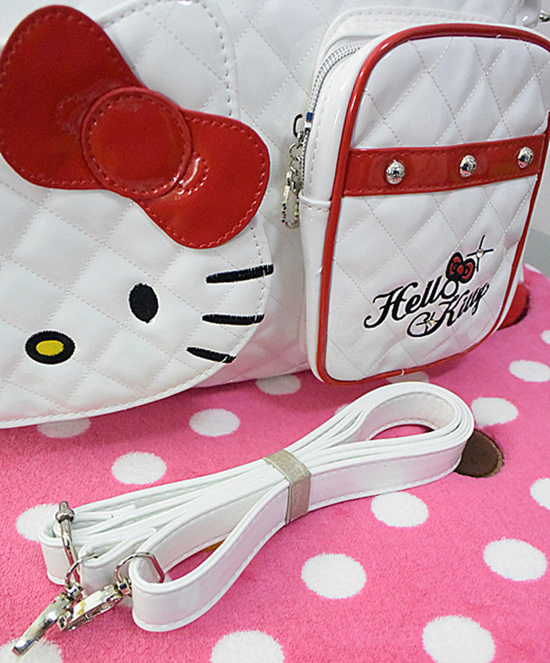 New Hello kitty Large Handbag purse Travel Shopping Tote Bag CC-2089. 01 02  03 04 05 06 e4e3f736301f3