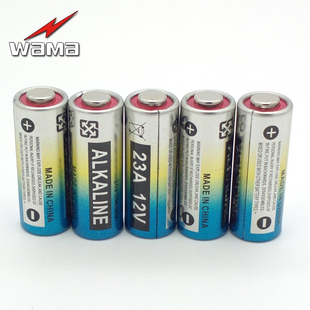 Baterias Secas primária seca baterias wama 21/23 Tamanho : 2/3 AA