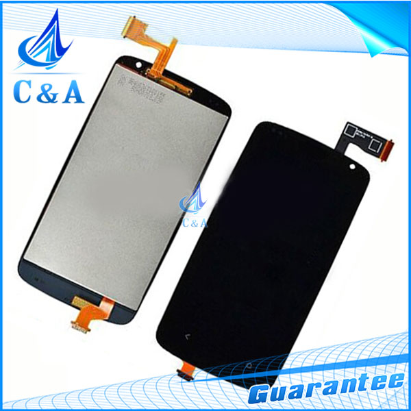 Подробнее о lcd display+touch screen digitizer for HTC desire 500 1 piece black free shipping tested new replacement repair parts 1 piece free shipping tested replacement repair parts 4 7 inch screen for htc one m7 801e lcd display with touch digitizer