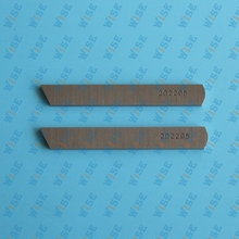 Lower Knife for Pegasus E-Series Industrial Overlock Serger Machines #202295 (2 PCS)