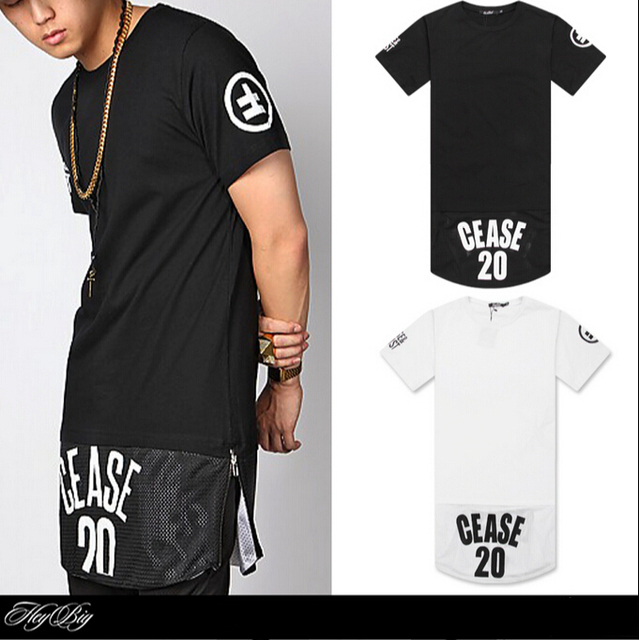 Promotion 2015 hip hop street fashion brand cease desist side 2015 hip hop street fashion brand cease desist side zipper extended lengthen men clothing thecheapjerseys Choice Image