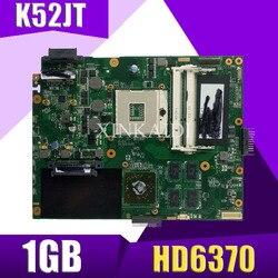 XinKaidi K52JT Laptop płyta główna ASUS K52JB K52JE K52JR K52JC K52J A52J X52J Test oryginalne płyty głównej płyta główna K52J REV2.3 HD6370 1GB
