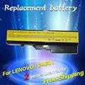 JIGU Laptop Battery For Lenovo IdeaPad G565 B470 B457 K47 V470 b570 G460 G470 G770 G780 V370 Z370 Z460 G560 57Y6454 57Y6455